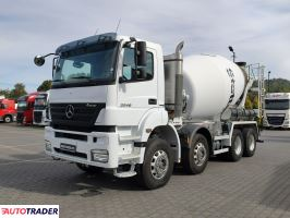 Mercedes AXOR 3240 8x4 SCHWING STETTER - 9m - zobacz ofertę