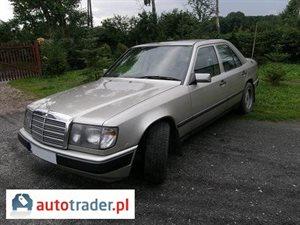 Mercedes W124 0.2 1989 r. - zobacz ofertę