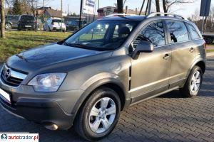 Opel Antara 2.4 2007r. - zobacz ofertę