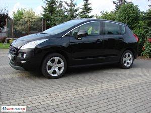 Peugeot 3008 2.0 2010 r. - zobacz ofertę