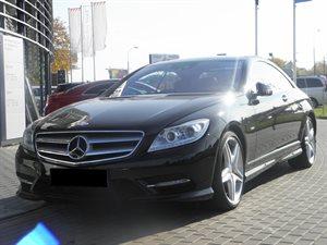Mercedes 500 4.7 2011 r. - zobacz ofertę