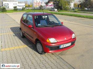 Fiat Seicento, 1999r. - zobacz ofertę