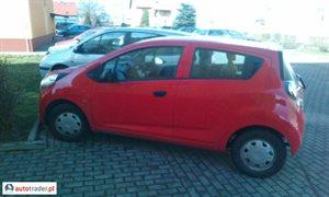Chevrolet Spark 1.0 2010 r. - zobacz ofertę