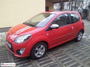 Renault Twingo 1.1 2011 r. - zobacz ofertę