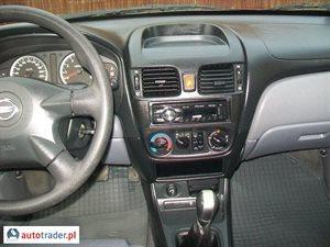 Nissan Almera 2003 1.5 98 KM