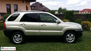 Kia Sportage 2005 2.0 112 KM