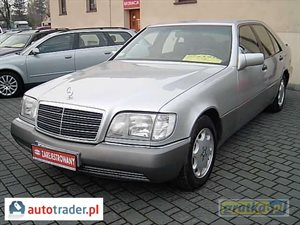 Mercedes 500 5.0 1991 r. - zobacz ofertę