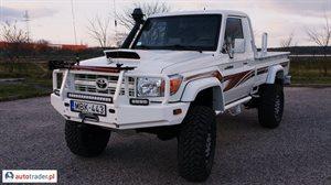 Toyota Land Cruiser 4.2 2011 r. - zobacz ofertę