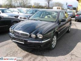 Jaguar X-Type 2.0 2005r. - zobacz ofertę