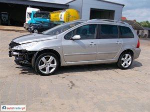 Peugeot 307 2.0 2007 r. - zobacz ofertę