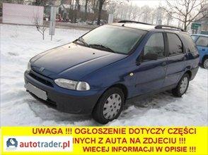 Fiat Palio W CAŁOŚCI BADZ NA CZĘŚCI 1.4 1998 r. - zobacz ofertę