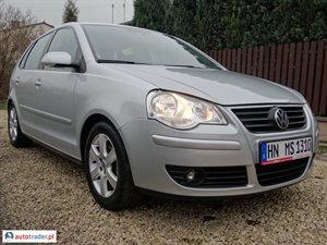 Volkswagen Polo 1.4 2008 r.,   20 900 PLN
