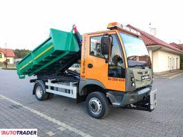 Multicar 4x4 Bucher BSI BU 150 - zobacz ofertę