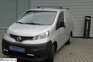Nissan NV200 - zobacz ofertę
