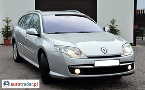 Renault Laguna 2008 1.5 110 KM