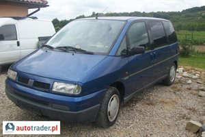Fiat Ulysse 2.0 1998 r. - zobacz ofertę