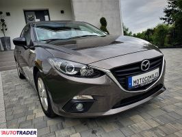 Mazda 3 2014 1.5 100 KM