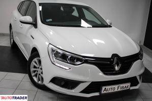 Renault Megane 2017 1.5 90 KM
