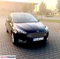 Ford Focus 2018 1.5 125 KM