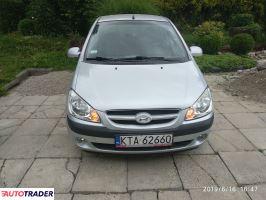 Hyundai Getz 2006 1.4 97 KM