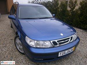 Saab 9-5 2.0 2000 r. - zobacz ofertę