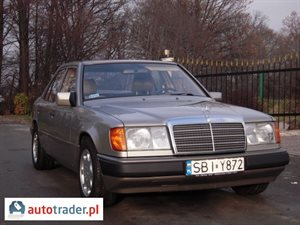 Mercedes 200, 1989r. - zobacz ofertę