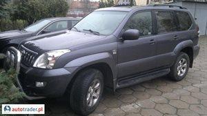 Toyota Land Cruiser 3.0 2005 r. - zobacz ofertę