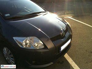 Toyota Auris 1.4 2007 r.,   16 800 PLN