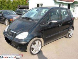 Mercedes Pozostałe 1.7 2004r. - zobacz ofertę