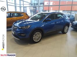 Opel Grandland X 2019 1.2 130 KM