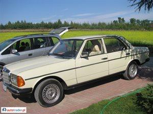 Mercedes W124 2.0 1981 r. - zobacz ofertę