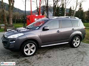 Peugeot 4007 2010 2.2 160 KM