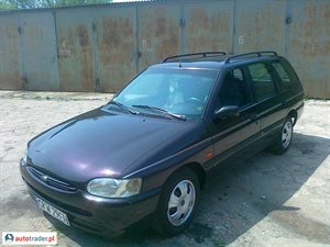 Ford Escort 1.6 1996 r. - zobacz ofertę