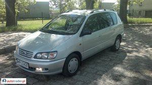 Toyota Picnic 2.2 2000 r. - zobacz ofertę