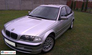 BMW 316, 1999r. - zobacz ofertę
