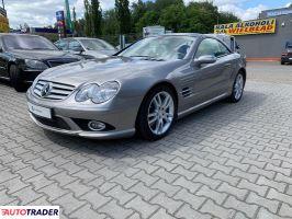 Mercedes SL 2006 5.5 388 KM