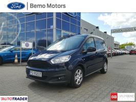 Ford Transit Connect 2018 1.0