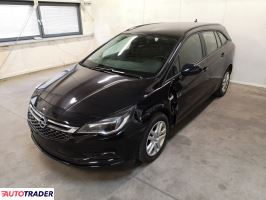 Opel Astra 2017 1.6 110 KM