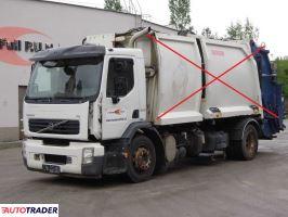 Volvo FE240 podwozie rama do zabudowy 5 metrów - zobacz ofertę