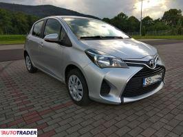 Toyota Yaris 2015 1.0 79 KM