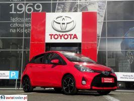 Toyota Yaris 1.3 2015r. - zobacz ofertę