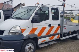 Renault  MASCOTT 35.150 Doka Skrzynia Skrzynia lub kiper KLIMATYZACJA !! - zobacz ofertę