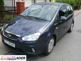 Ford C-MAX 2009 1.8 116 KM