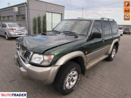 Nissan Patrol 2001 3 158 KM