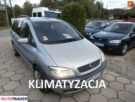 Opel Zafira - zobacz ofertę