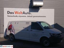 Volkswagen Transporter T6 2.0 2016r. - zobacz ofertę