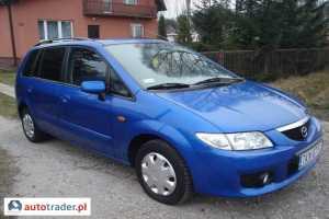 Mazda Premacy, 2003r. - zobacz ofertę