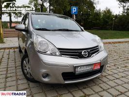 Nissan Note - zobacz ofertę