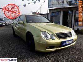 Mercedes C-klasa - zobacz ofertę