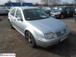 Volkswagen Bora 1.9 2004r. - zobacz ofertę